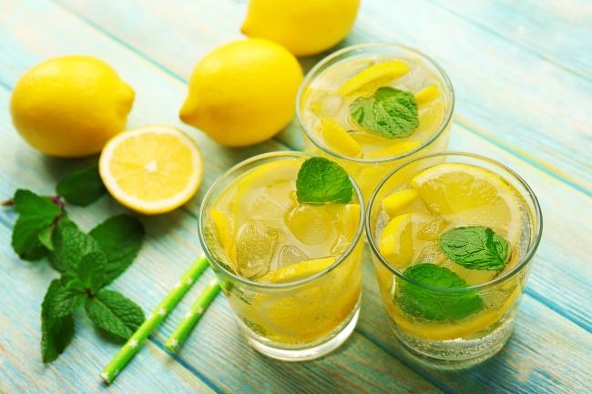 napój cytryna