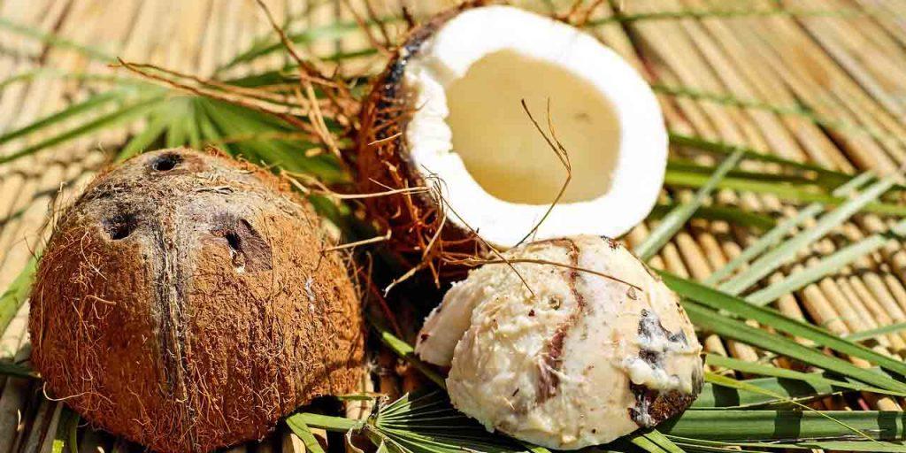 olej kokosowy w domu